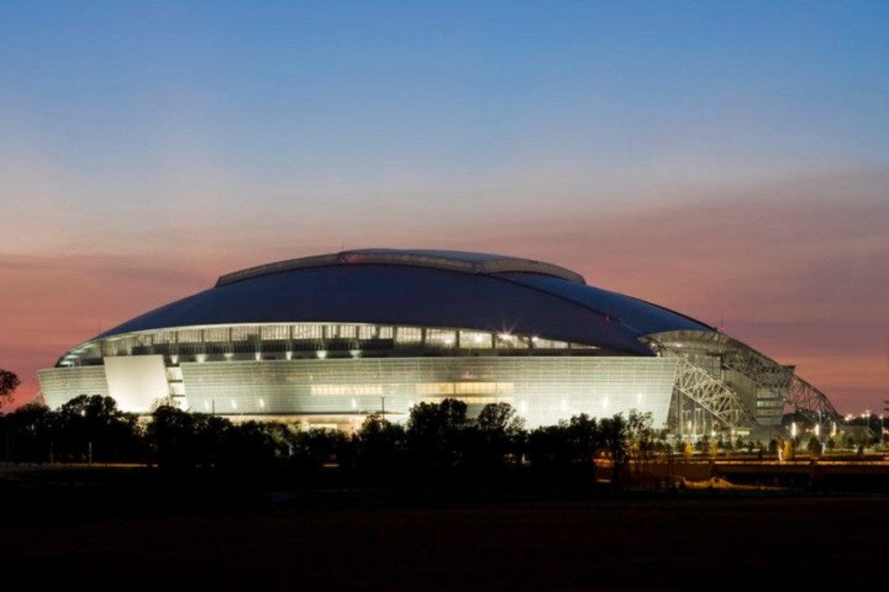 5 Great Hotels Near Cowboys Stadium: Trip Planning Article by