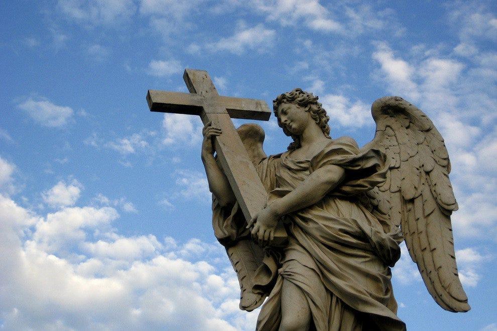自我引导的天使和恶魔之旅