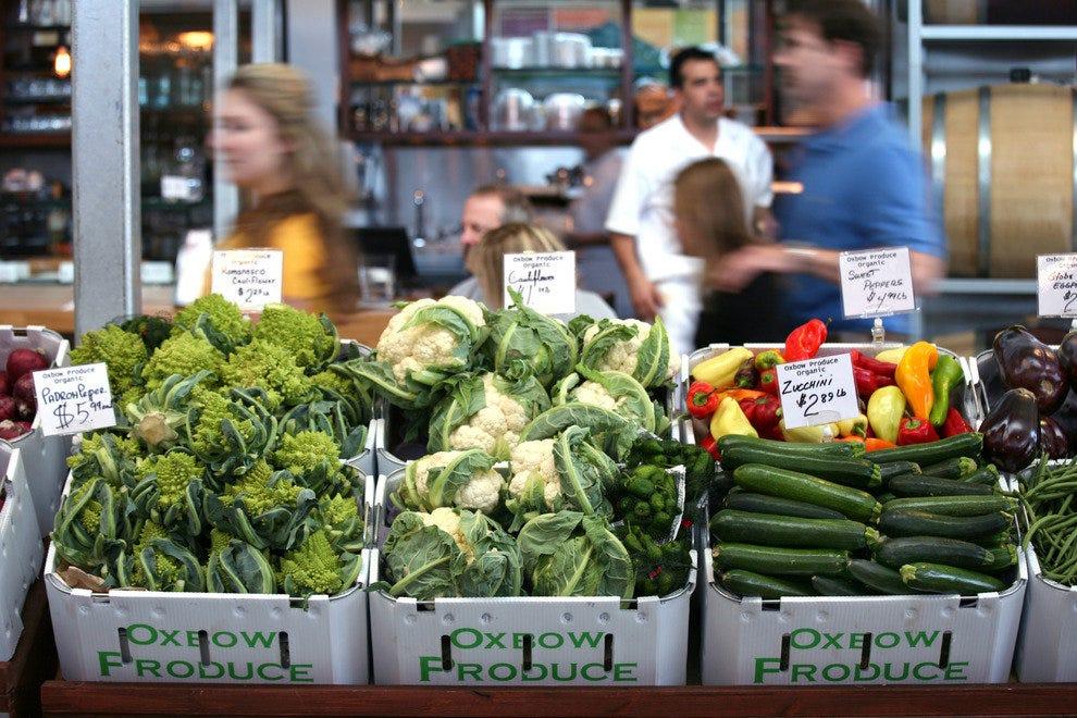 Oxbow公共市场
