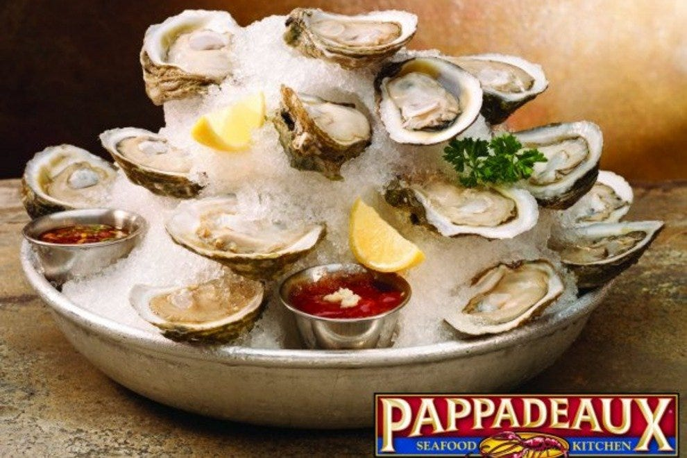 Pappadeaux Seafood Kitchen Houston Restaurants Review