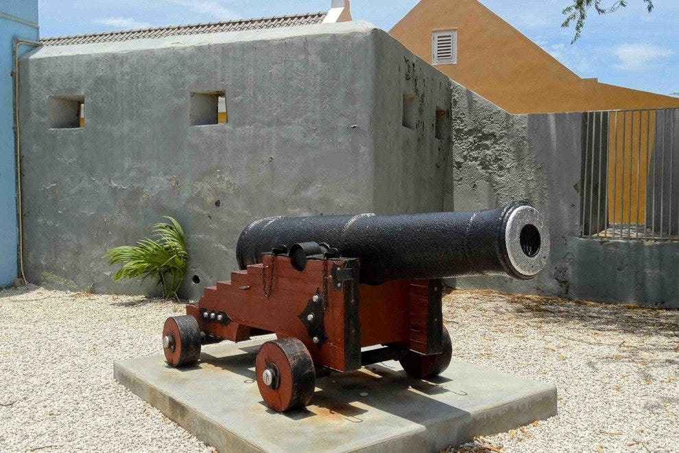 Fort Zoutman Historical Museum and Willem III Tower