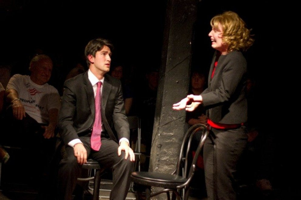 Add a Little Improv to Your Night in Boston
