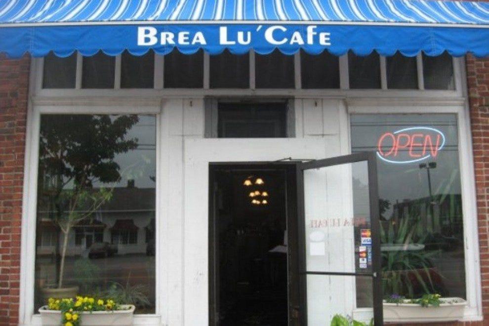 布鲁咖啡馆