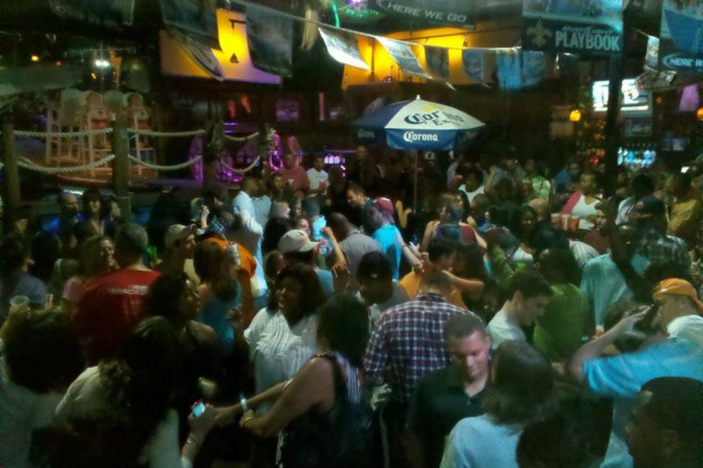 The Beach on Bourbon: New Orleans Nightlife Review - 10Best ...