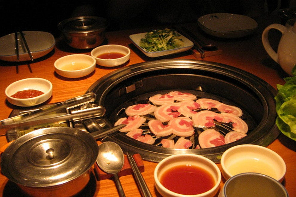 Korean Restaurant Uk London