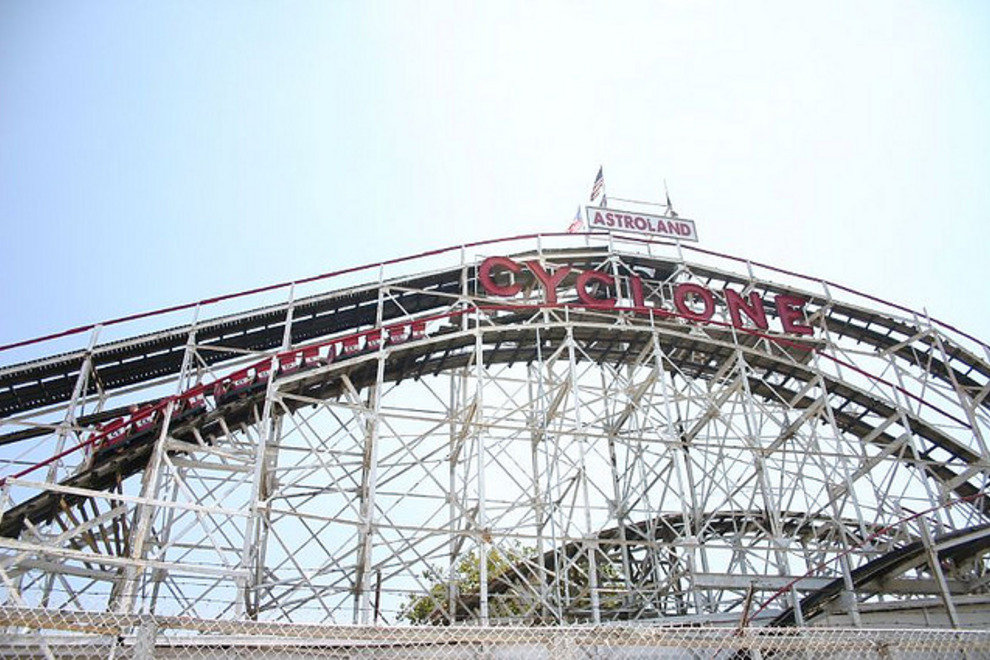 85th Birthday of the Cyclone at Coney Island's Luna Park