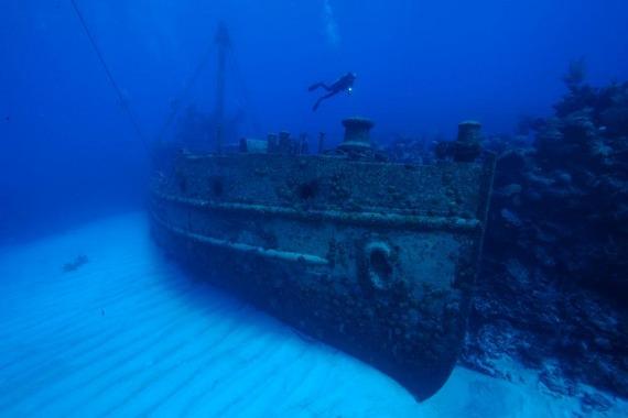 Scuba Diving In Pirate Territory Sports Amp Adventure