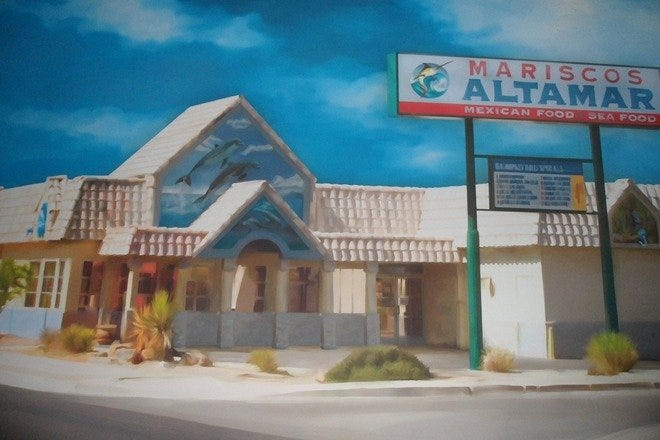 Mariscos Altamar Restaurant Albuquerque Restaurants Review