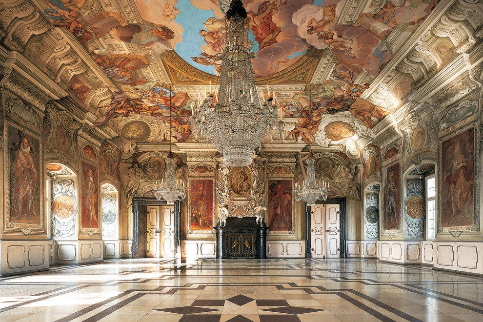 The Art and Culture of Bavaria Will Fascinate the History Buff