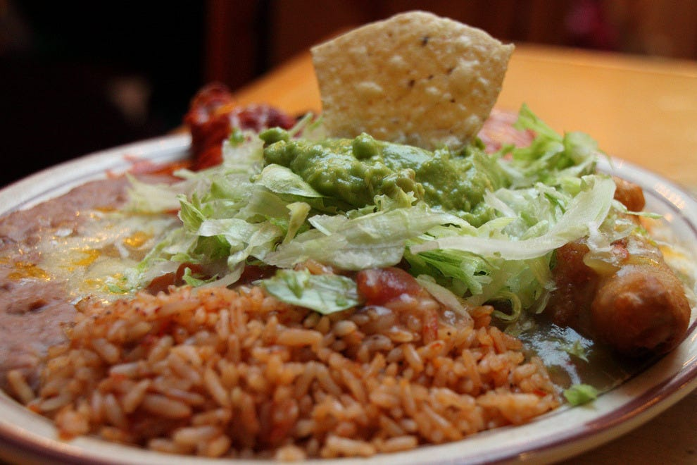 Mexican Food Restaurants In Albuquerque New Mexico