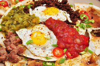 欢迎阿尔伯克基日出与这些伟大的早餐点!