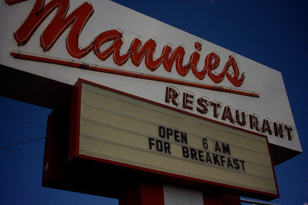 Mannies Restaurant
