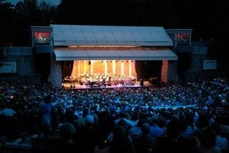 Atlanta's Chastain Park Amphitheatre:  Music Under the Stars