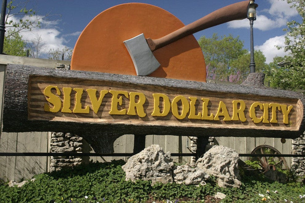 Silver Dollar City amusement park