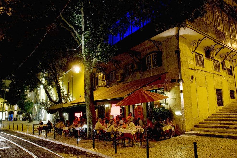 咖啡馆Chiado