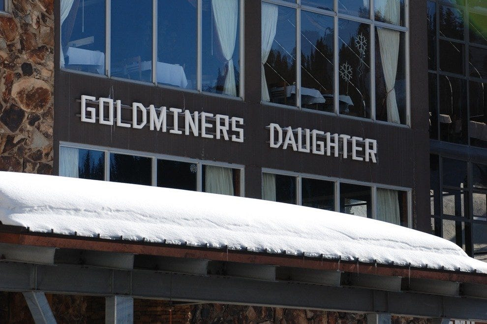Goldminer's Daugher
