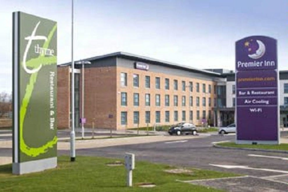 Premier Inn Edinburgh Airport Newbridge