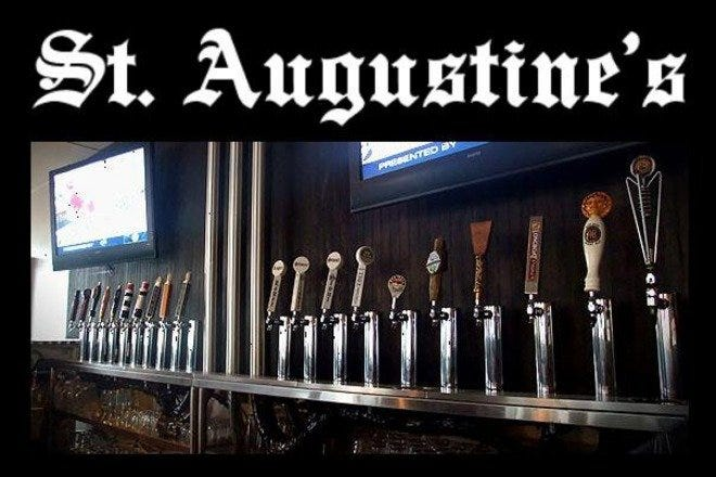 St. Augustine's Craft Brew House + Kitchen