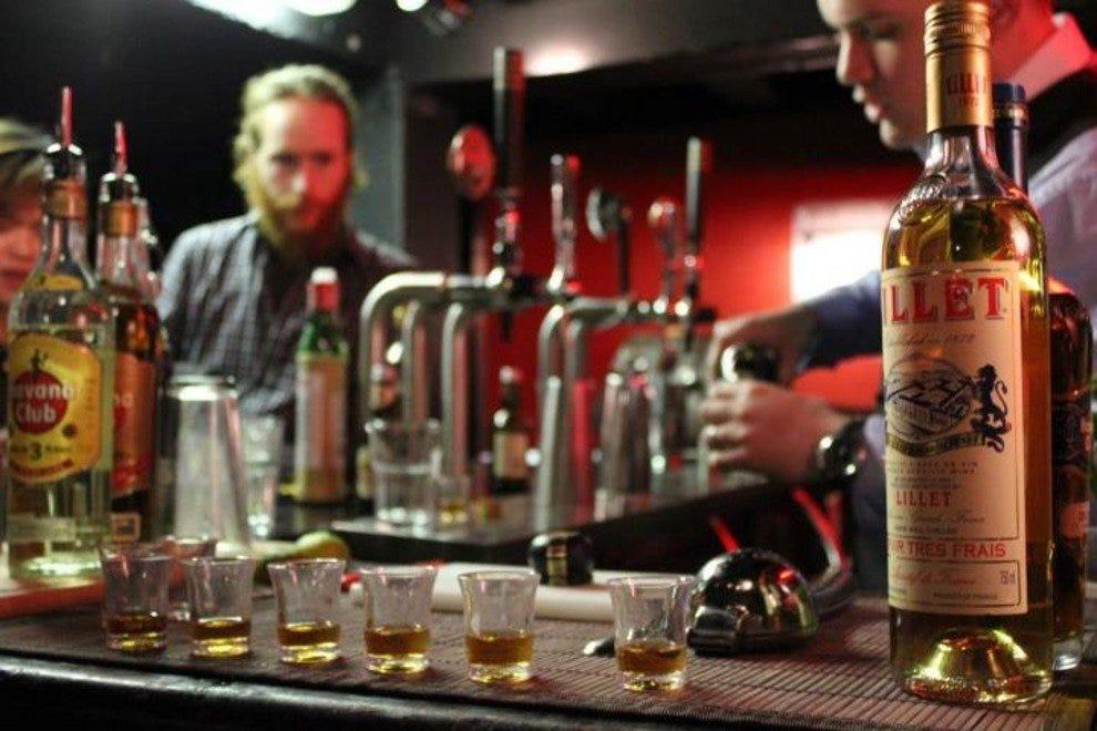 朗姆酒酒吧
