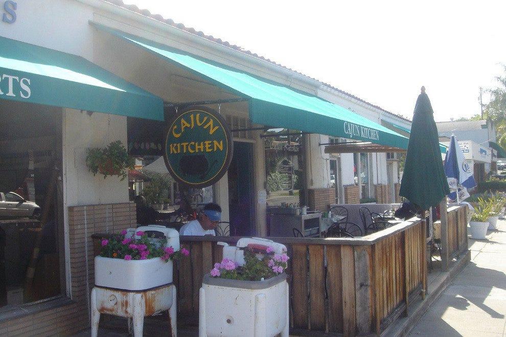 Cajun Kitchen Cafe Santa Barbara Restaurants Review