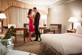 Ignite the Spark with That Special Someone at Toronto's Most Romantic Hotels