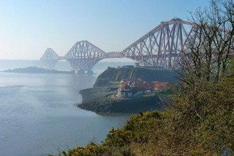 10Best Day Trip: Explore North Queensferry