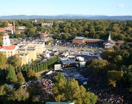 Tennessee's Foothills Fall Festival