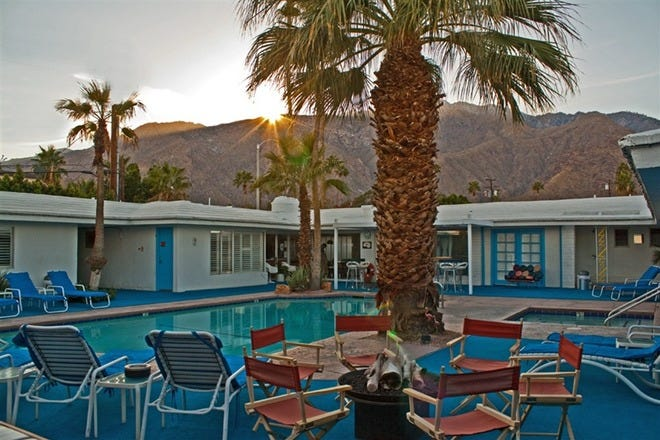 Palm Springs Rendezvous