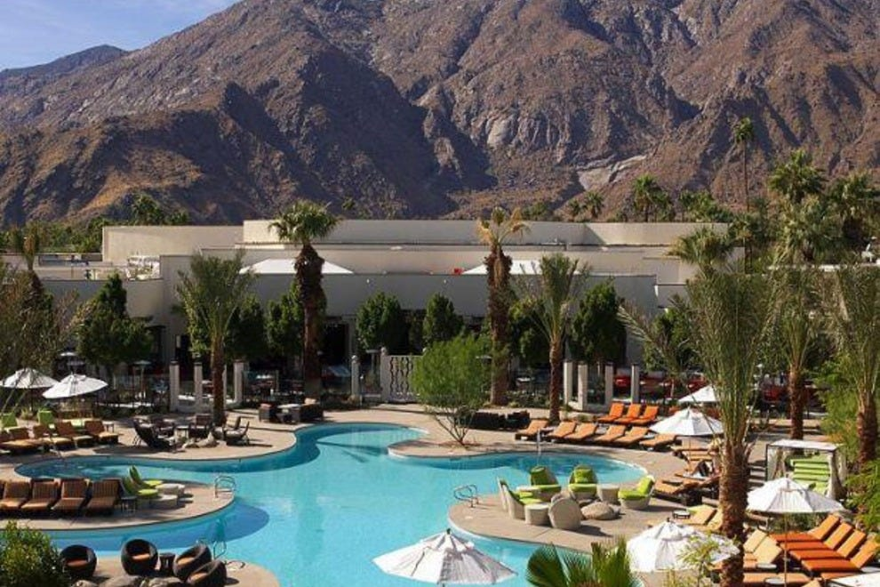 Palm Springs Hotels And Lodging Palm Springs Ca Hotel