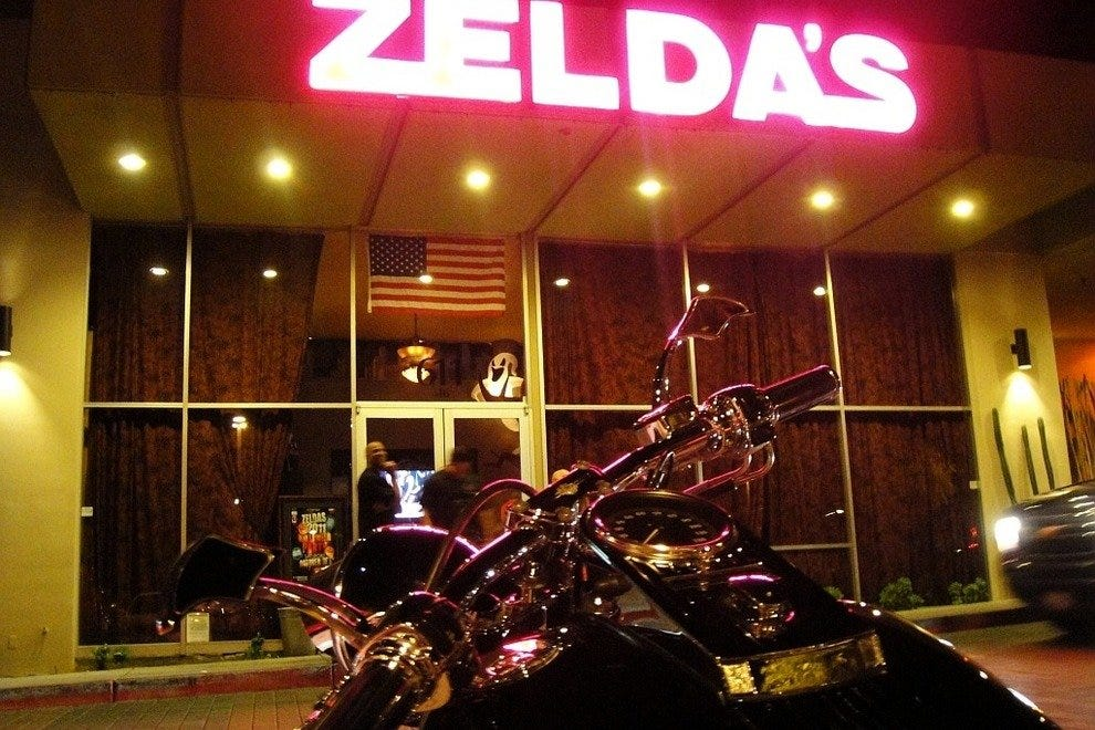 Zelda's Nightclub
