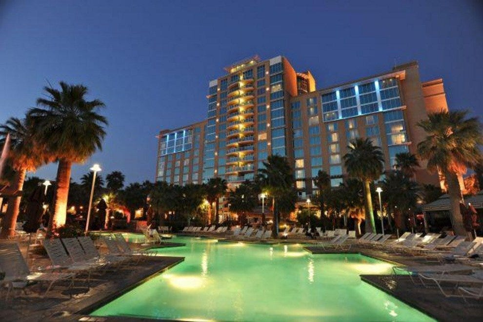 The Lounge At Agua Caliente Palm Springs Nightlife Review