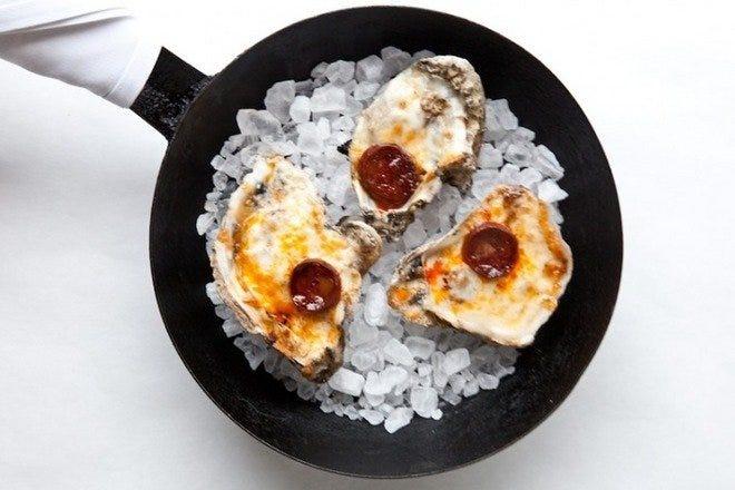 Seafood in Miami