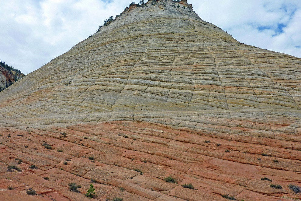 Checkerboard Mesa - Zion National Park