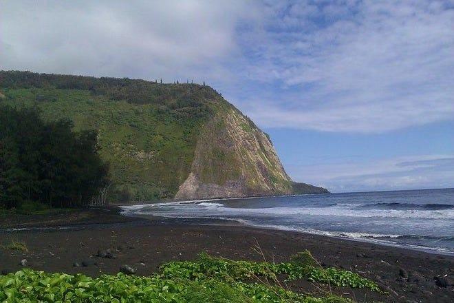Sightseeing in Big Island