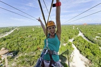 Cancun Outdoor Activities: Feel the Tropical Sun on Your Skin