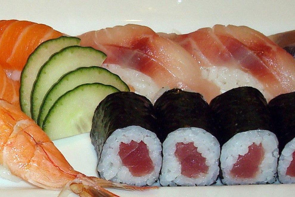 禅寿司餐厅