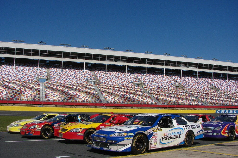 The NASCAR Racing Experience Makes Your Dreams a Reality: Trip ...