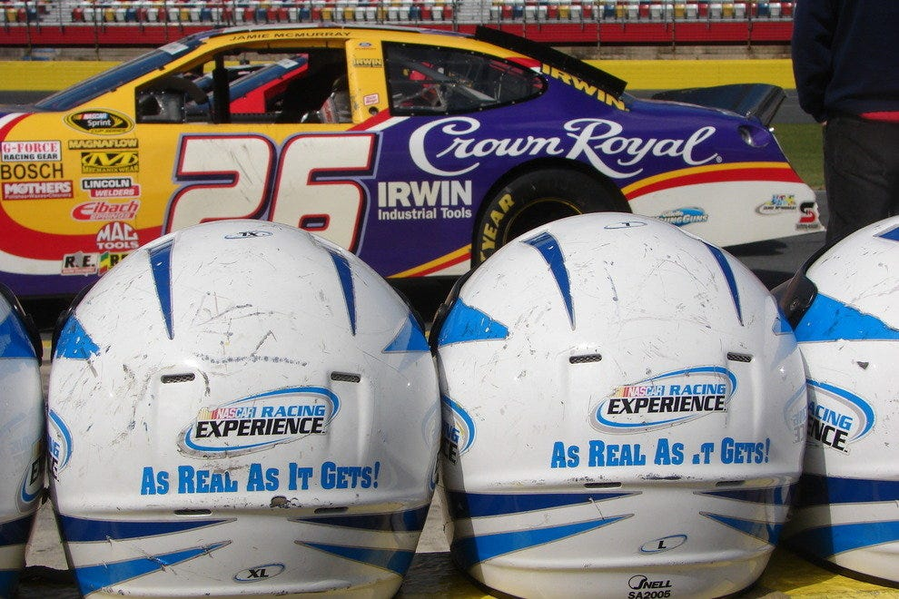 The NASCAR Racing Experience Makes Your Dreams a Reality