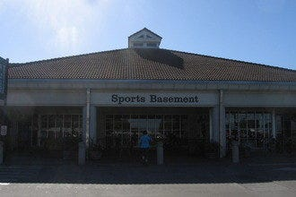 San Francisco's Sports Basement is a Top Pick for Shopping