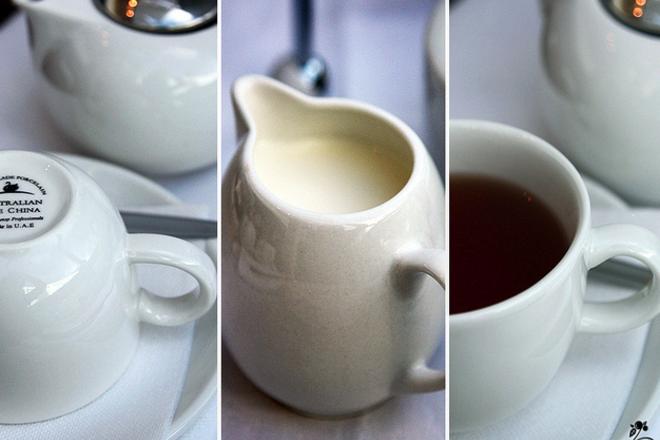 Afternoon Tea in Niagara Falls