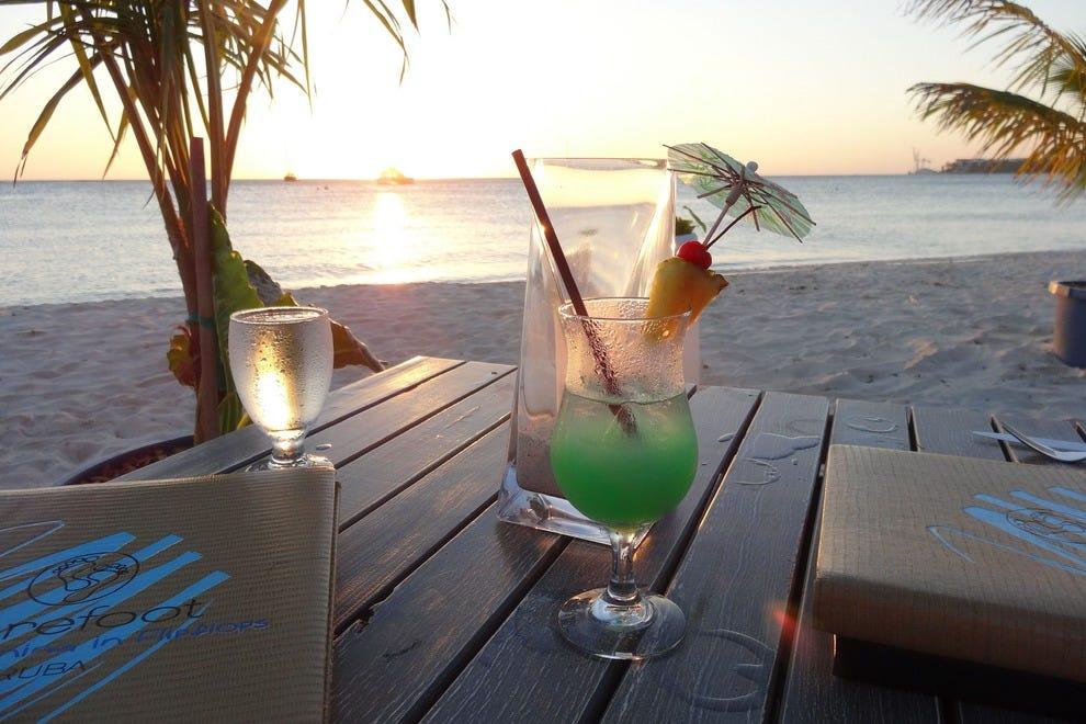 Barefoot Aruba Restaurant
