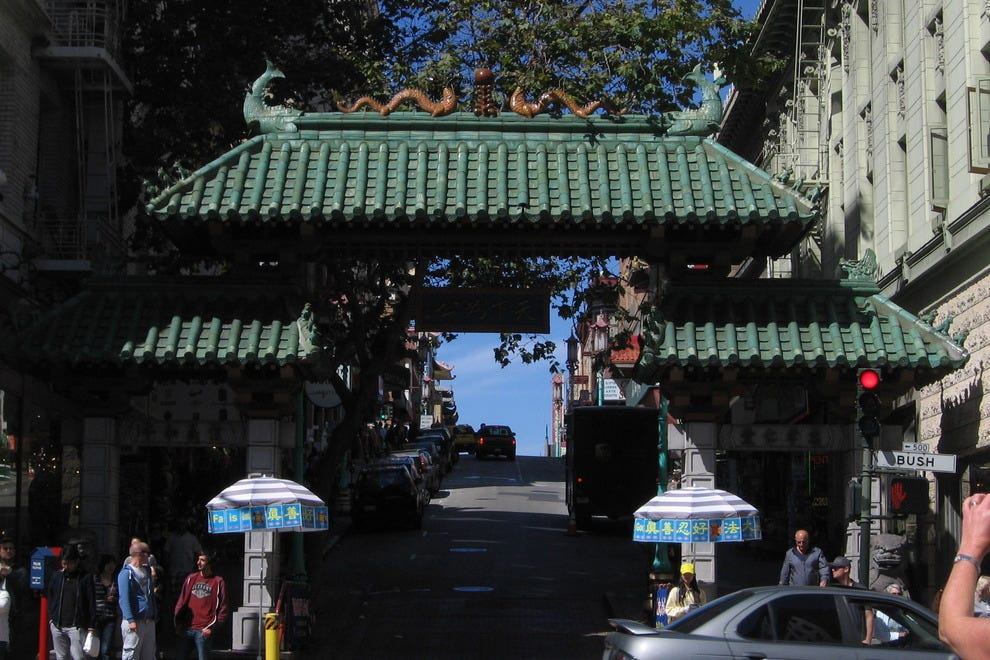 About Chinatown