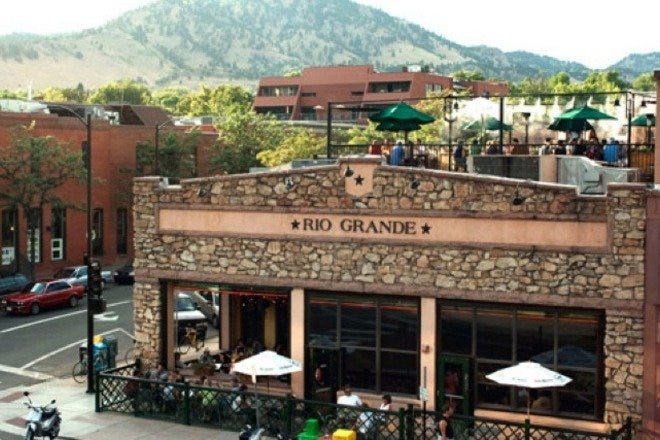 The Rio Grande Mexican Restaurant Boulder Restaurants