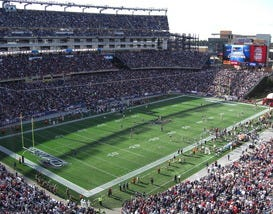 10Best:  NFL Stadium Itineraries