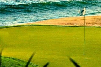 Golfing Legends Team Up On Puerto Los Cabos Course