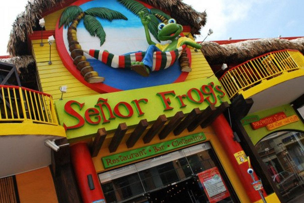 Senor Frog S Aruba Nightlife Review 10best Experts And