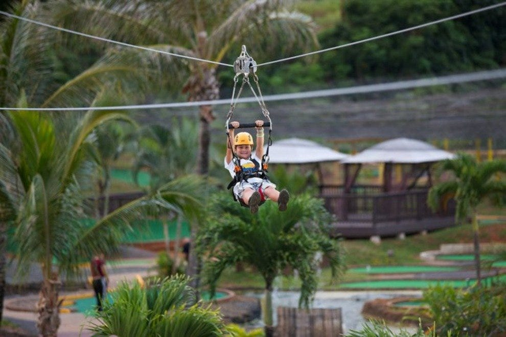 Bay View Mini Putt & Zipline