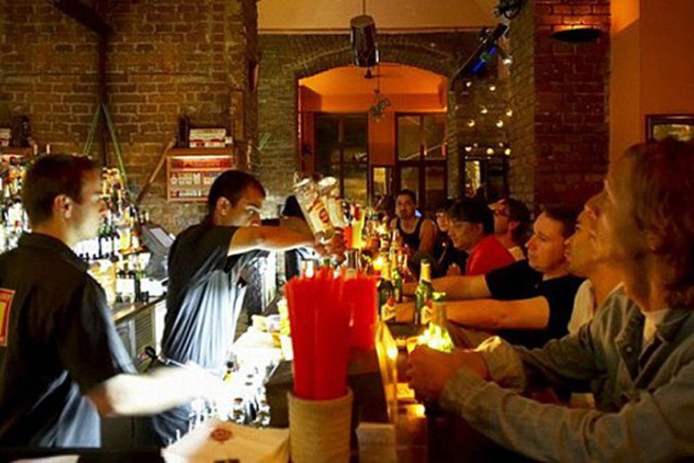 Prague Bars Pubs 10best Bar Pub Reviews