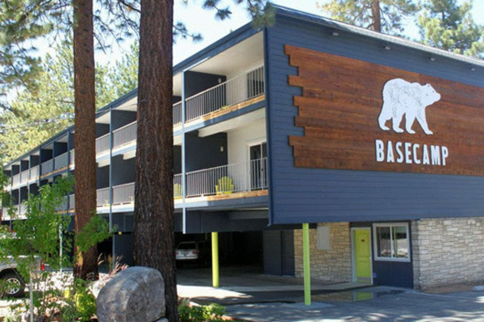 Basecamp Hotel in South Lake Tahoe