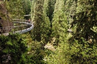 Capilano Suspension Bridge and Regional Park